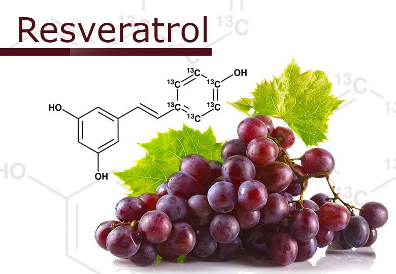 Ресвератрол в винограде