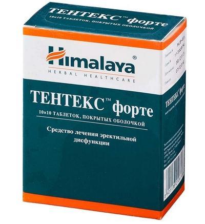 """Препарат """"Тентекс"""""""