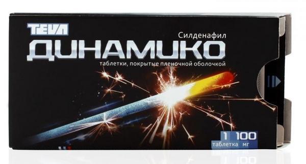 """Препарат """"Динамико"""""""