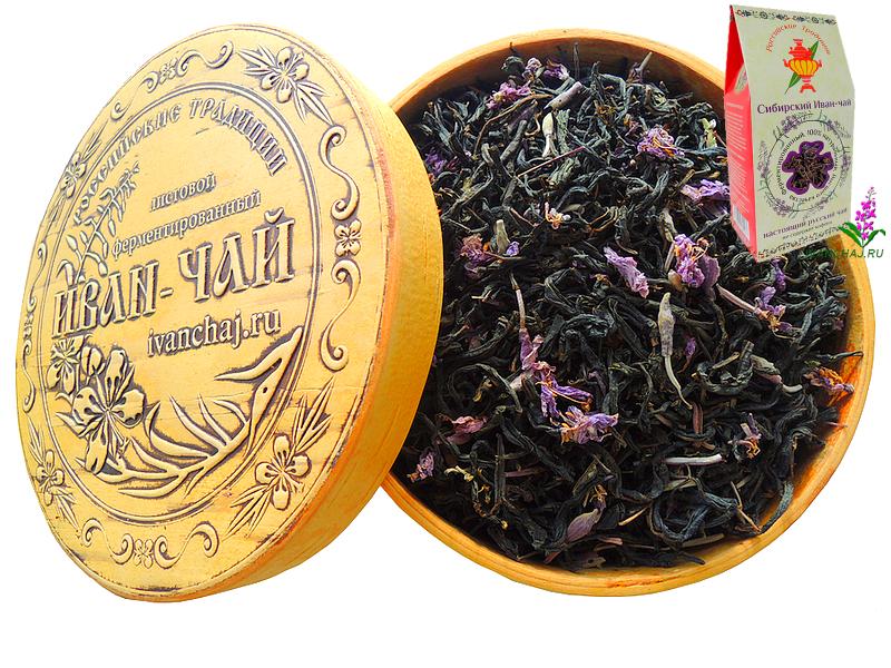 Ферментированный копорский чай