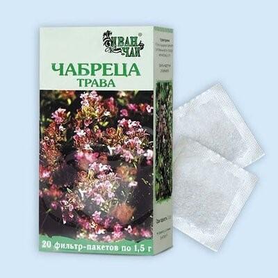 Чабрец в фильтр-пакетах по цене от 86 рублей за упаковку