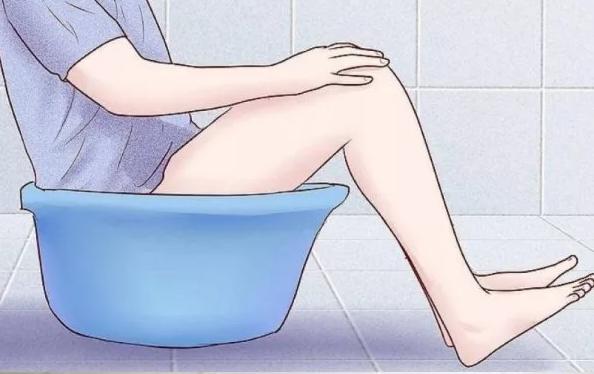 Сидячая ванночка