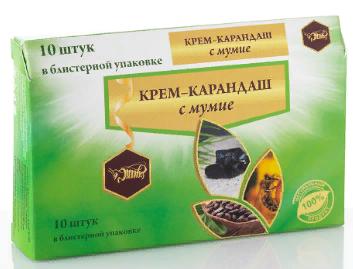 Крем-карандаш от «Жива», РФ